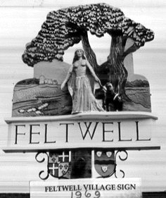 Old Village Sign (small)